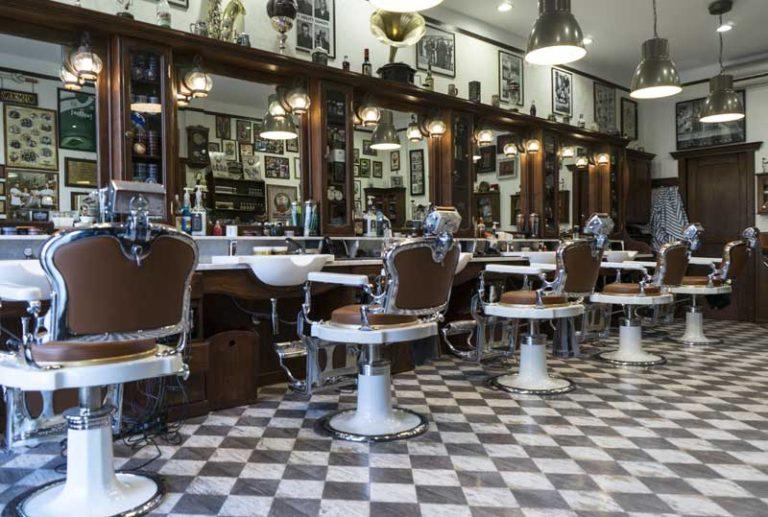 Arredo Hiro La barbieria di Milano