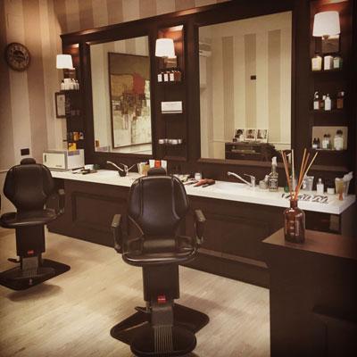 Arredo Barber Shop Non solo barba