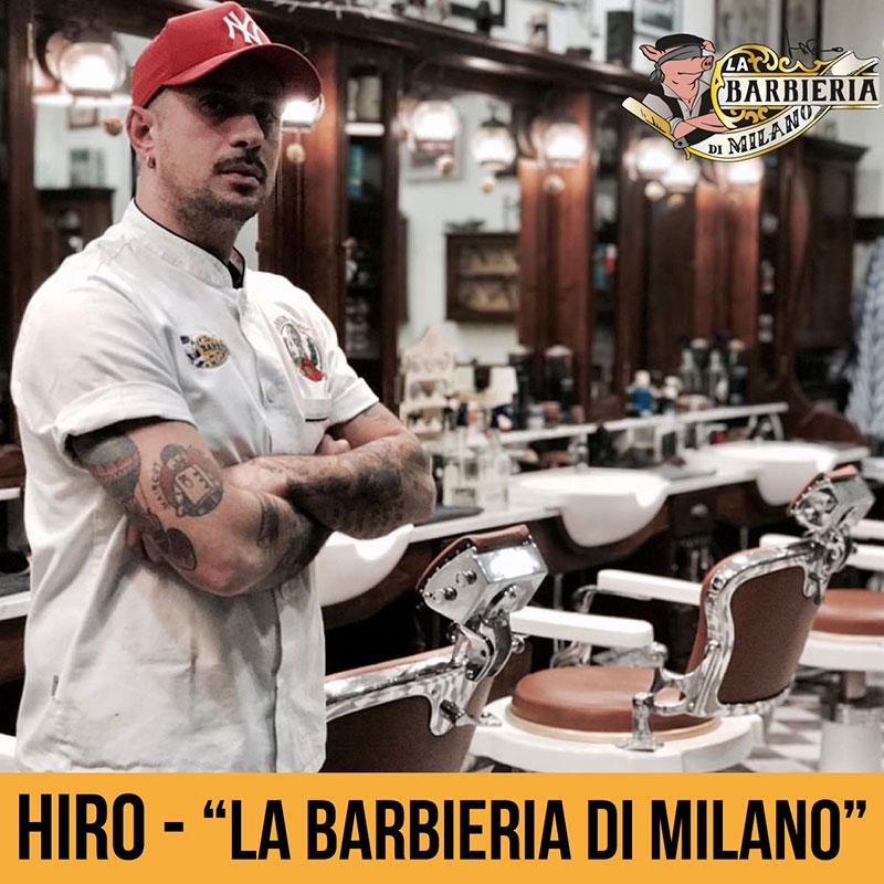 Hiro - La Barbieria di Milano